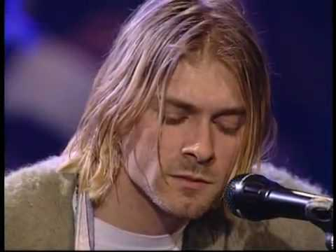 Nirvana - Something In The Way (Unplugged In New York).mp4