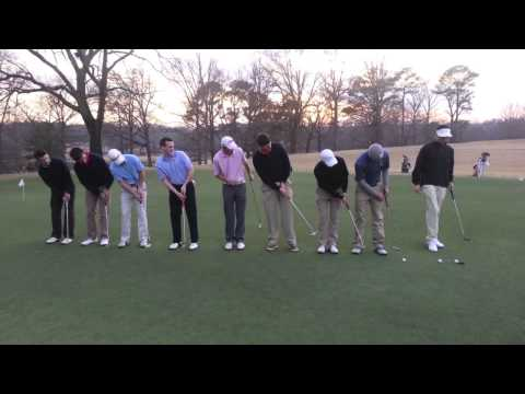 9 Putts Into One Hole - CU PGM