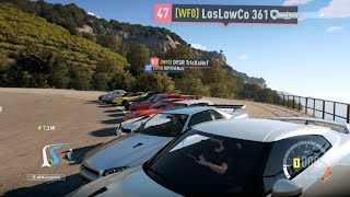 Forza Horizon 2 (Online) ~750hp Car Meet Up Cruising