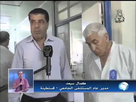 الفضيحة الصادمة التي بثها التلفزيون الرسمي الجزائري