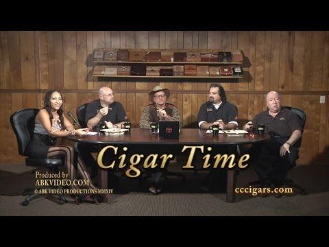 CIGAR TIME SHOW #16 REVIEWS of Camacho &  Eduardo Premium Cigars...