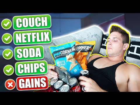 5 QUICK TIPS TO STAY MOTIVATED WHILE STUCK AT HOME! (DON'T LOSE YOUR GAINS!)