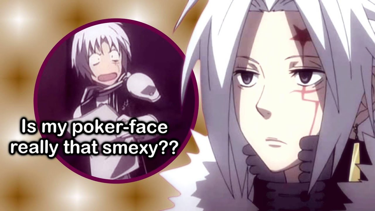 Poker face dramatic reading