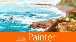 Landscape Painting With Painter Master Karen Sperling
