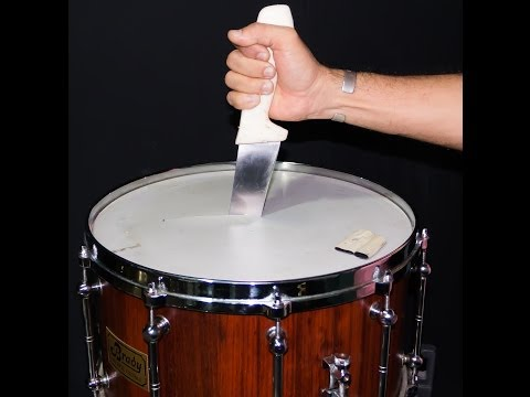 Mude seu som de caixa / change your snare sound - Dicas de Bateria / Drum Tips  Aristides Cavalcante