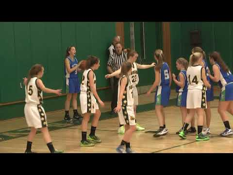 NAC - Seton Catholic Girls 1-10-13