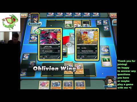 Pokemon TCGO : Early Bird Games live stream 27/04/2015