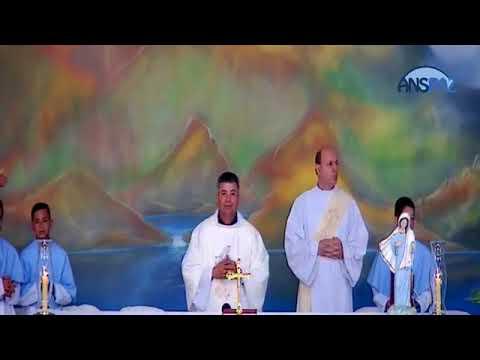 Santa Missa de Cura e Libertação | 05.11.2017 | Padre Paulo Sérgio Mendes | ANSPAZ