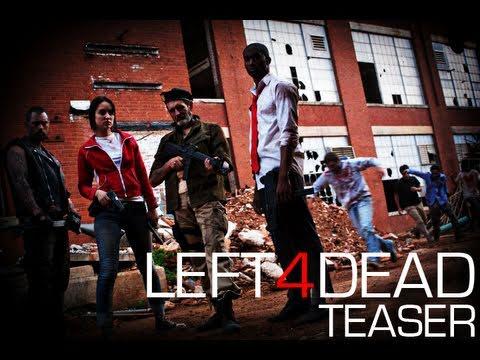 По мотивам Left 4 Dead снимут фильм
