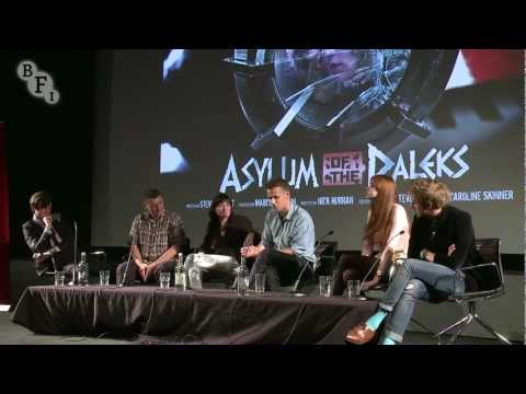 Doctor Who: Asylum of the Daleks + Q&A