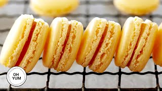 Delicious French Macarons | Oh Yum with Anna Olson