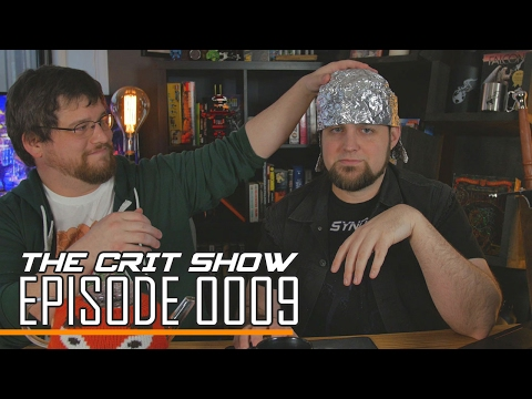 Amazon and Google Will Exterminate Us All | The Crit Show | Episode 0009, 2017/02/04