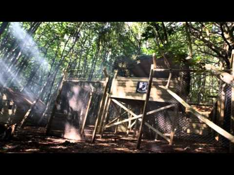 Delta Force Paintball Birmingham Radford London