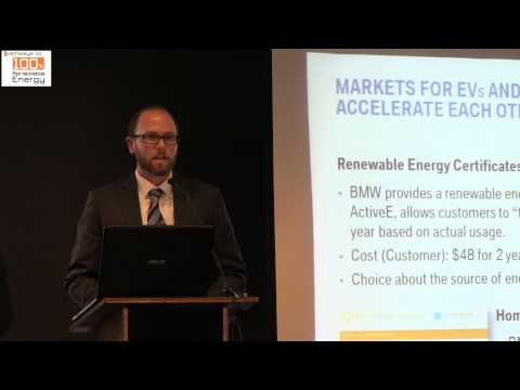 Peter Dempster / Renewable Energy Is A Success Factor For The Automotive Industry