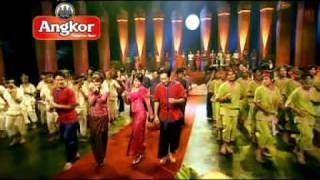 RHM VCD Vol.142 -Srolanh Boros Saj Dom By Sophea+Kanha