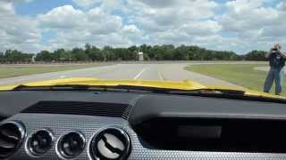 2015 Ford Mustang EcoBoost Automatic Performance Pack Ride