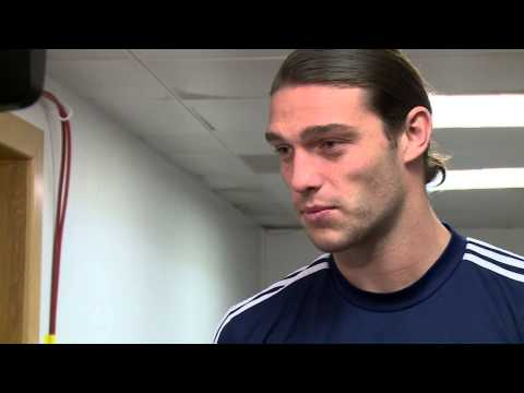 Andy Carroll flash interview
