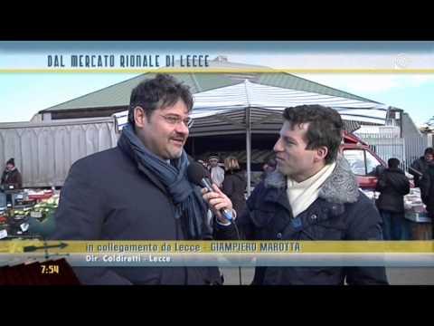 Il mercato rionale di Lecce