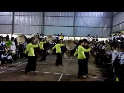MÚA Bức Họa Đồng Quê_10A5_K53 THPT Quỳnh Côi