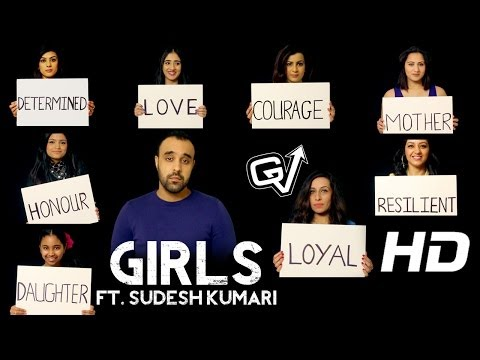 GIRLS | OFFICIAL VIDEO | GV FT. SUDESH KUMARI