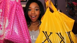 Tealaxx2 – HUGE fall haul: Brandy Melville, Forever 21, love culture