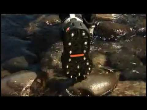 Korkers Fishing CASTTRAX Overshoe Wading Sandal