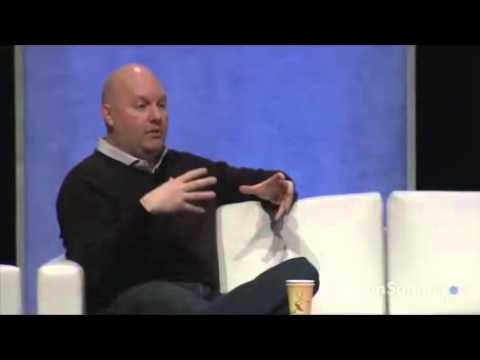 "Bitcoin: ""The cultures have to come together"" - Marc Andreessen"