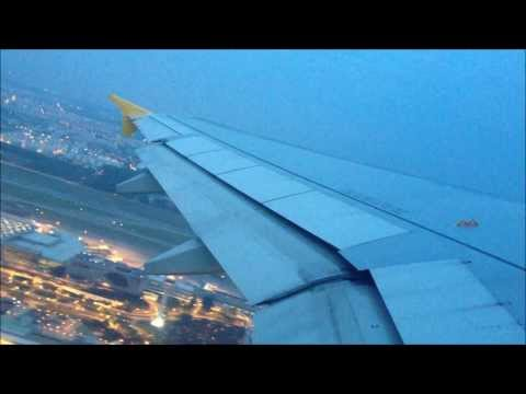 Tiger Airways Airbus A320 - Flight to Jakarta & Back