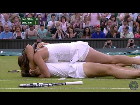 Highlights Day 12: Errani & Vinci complete the Grand Slam - Wimbledon 2014