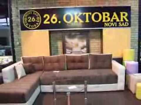 Salon Namestaja 26. Oktobar Novi Sad