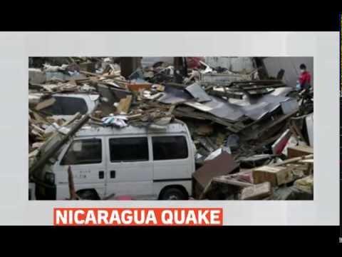 mitv - A shallow 6.1-magnitude earthquake hit Nicaragua