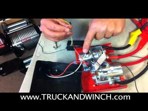 warn winch parts diagram tuff stuff wireless remote wiring instructions mov youtube  tuff stuff wireless remote wiring instructions mov youtube