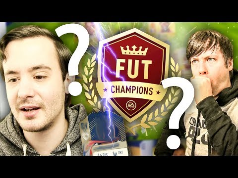 CRAZY NEW FUT CHAMPS SETUP - FIFA 18 ULTIMATE TEAM PACK OPENING / FUT CHAMPIONS