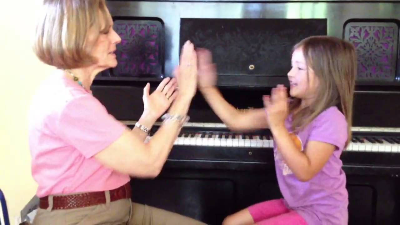 What are the lyrics to the clapping game song 'Miss Mary ...