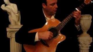 Guitar Solo, Romantic Instrumental Guitar Music Video
