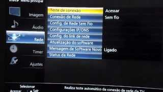 Como Configurar Wifi Tv Panasonic Viera Smart TV E Acessar