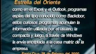 RICARDO CLAURE (LA REVELACÍON DEL ANTICRISTO--EL SECRETO