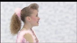[HD] Oksana Baiul - 1994 Lillehammer Olympic - Free Skating