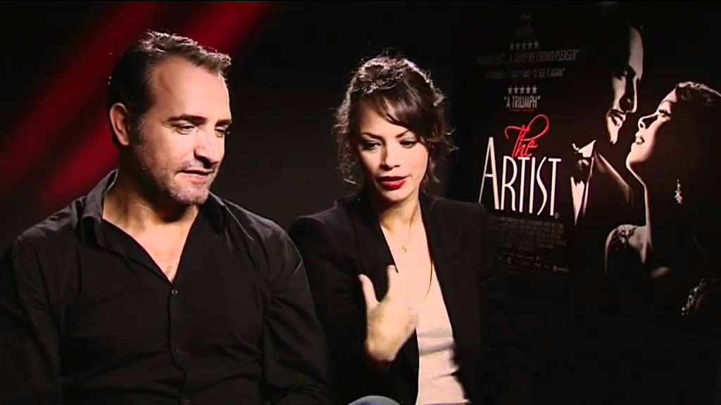 Interview jean dujardin berenice bejo the artist youtube for Jean dujardin interview