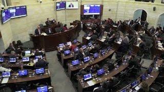 كولومبيا تقر إصلاحا دستوريا يتيح إنشاء محاكم لجرائم الحرب  