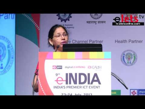eINDIA 2013 - Education for All Cohesive Efforts by Government and Private Sector - Dr Veera Gupta,