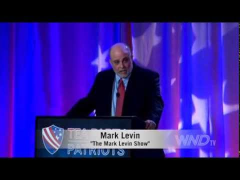 Mark Levin speaks at Tea Party 5 Year Anniversary Event