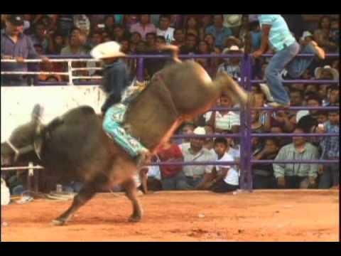 Jaripeo  en Tecomatlan toros de Joan Sebastian 2012