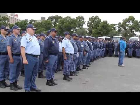 KZN police geared up for election day
