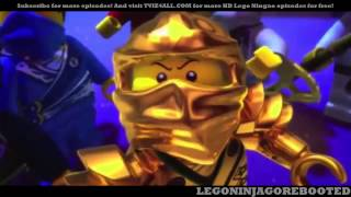 Lego Ninjago: Masters Of Spinjitzu Season 3: Rebooted