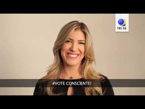 Campanha voto jovem: Lorena Improta