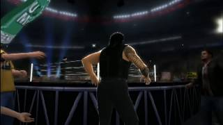 WWE 2K14 Simulation: What Roman Reigns' Entrance And