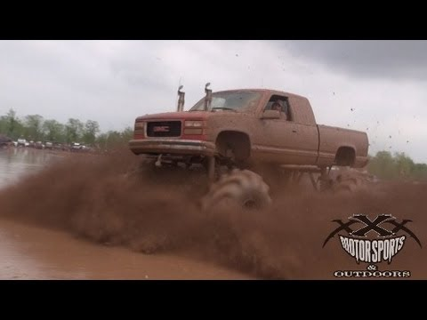 SHOWIN OUT AT MUDFEST 2013!