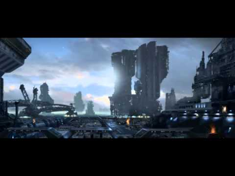Pablo Palomeque matte painting demo reel