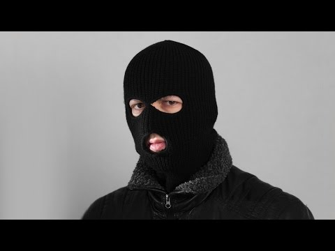 Ski Mask Bank Prank